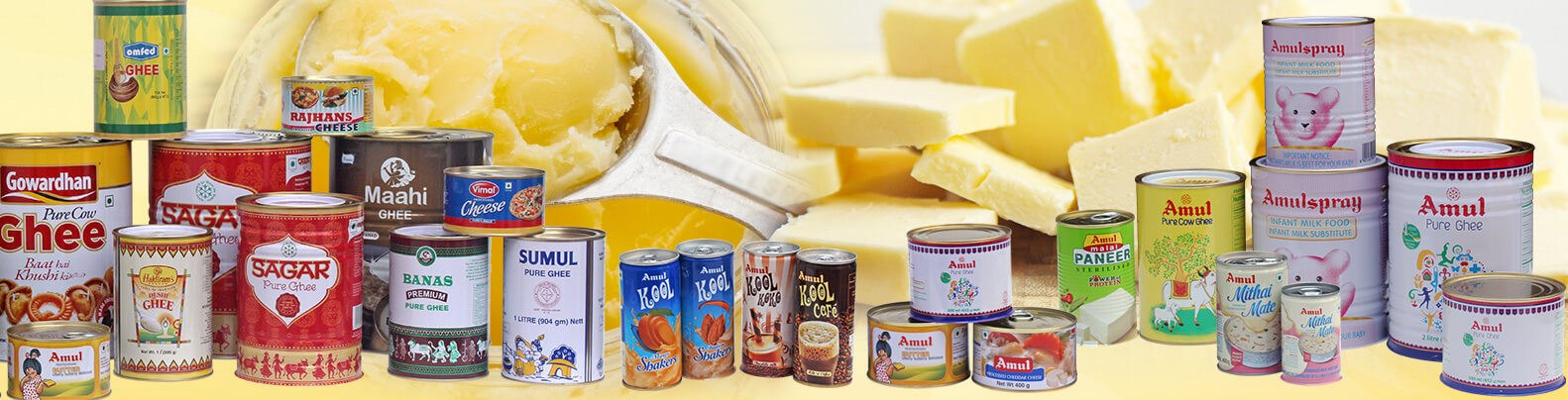 Easy open round food tin metal can manufacturer exporter